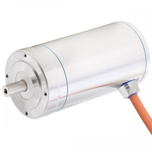 Stainless steel servo motors: first for hygiene