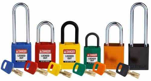 New SafeKey Padlock: the safest padlock for Lockout/Tagout